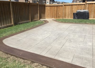 stamped patio 2018